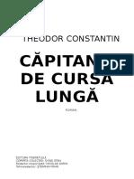 Theodor Constantin - Capitanul de Cursa Lunga