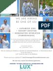 Resort Doctor-Japanese GRO-Powerhouse Operator
