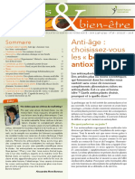 PlantesBienEtre 26 Juillet 2016 Anti Age Choisissez Vous Les Bons Antioxydants SD Qy