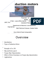 Induction Motors Dtu
