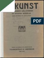 Open brief aan de stempelsnijders en beeldhouwers in Nederland / [N.H. Wolf]
