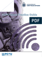 ACPO Good Practice Guide for Digital Evidence v5