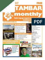 Costambar Monthly January 2017