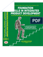 Foundation Skills In Integrated Product Development by S. Arunprasath, K. Sriram kumar,  P.Krishna Sankar