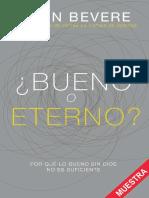 Good or God Book SAMPLE Spanish