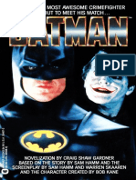 Batman 1 - Batman - Craig Shaw Gardner