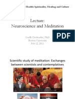 Neuroscience and Meditation (SLIDES).pdf