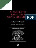 Manifesto Para Uma Nova Quimica