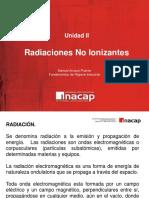 Unidad 2 Parte 6 - Radiaciones No Ionizantes