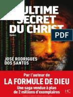 Jose Rodrigues Dos Santos - L'ultime secret du Christ.pdf