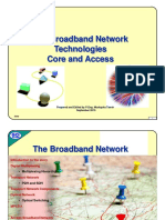Broadband Network and Technologies PART1