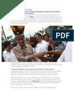 Jokowi Papua Equality
