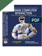 Human Computer Interaction for R-2013 by Krishna Sankar P., Shangaranarayanee N.P.