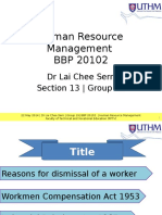 Presentation Human Resource Management