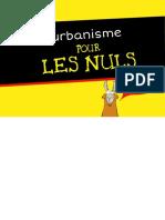L'Urbanisme Pour Les Nuls