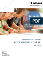 Ielts Writing Syllabus