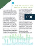 Fact Sheet Social Marketing