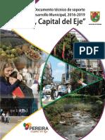 0.Documento Tecnico de Soporte PDM 2016-2019 (1)