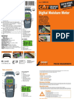 Digital Moisture Meter Cmt
