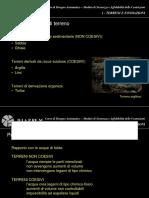 Lezione 1 - Terreni e Fondazioni