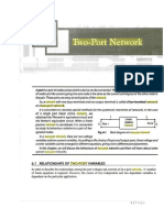 Two Port Networks