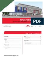 Repurposing Strategy Ecuad Buildings