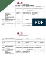 Plan de Clases Documentos Laborales Julio 2015