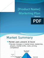 Business Plan Marketing Presentation