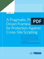 XSS Driven Framework