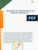 Sensores de Temperatura de Motores
