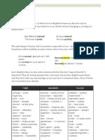 Adverbs - German for English SpeakersGerman for English Speakers