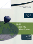 Eu Security in the Field