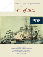 War of 1812 Markers PublicationFINAL