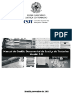 Manual de Gestao Documental Da Justica Do Trabalho