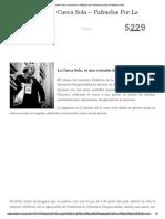 La Historia de La Cueca Sola – Pañuelos Por La Denuncia _ Voz Ciudadana Chile
