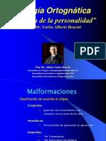 Resumen Cirugía Ortognática - Prof. Dr. Adrian C. Bencini