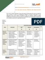 C6AC1R6_orientaciones rubrica de observacion de clases.pdf