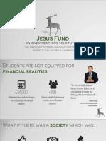 Jesus Fund Pitch