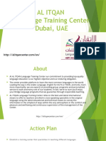 Al Itqan-Language Training Center