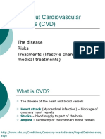 All About Cardiovascular Disease CVD