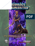 Psionics Augmented Psicrystals Expanded