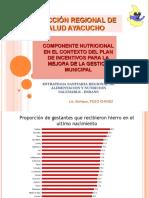Componente Nutricional en El Contexto Del PI Para La Mejora de La Gestión Municipal_ Lic. Enrique P.