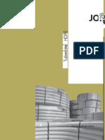 Catalogo Tuberia HDPE