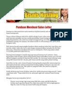 Panduan Bisnis Hosting