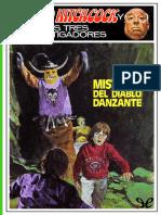 [Alfred Hitchcock y Los Tres Investigadores 25] Arden, William - Misterio Del Diablo Danzante [23912] (r1.3)