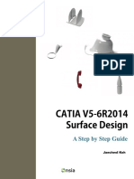 Catia Surfacing Textbook Surfacing
