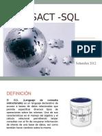 5 Transact SQL