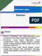EL - 01. Sensor