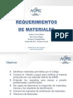 Presentación Seminario Requerimientos de Materiales de Acuero a ASME Sec II y VII - 02 Febrero.pdf