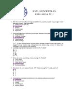 2011 Soal Kedkel Copy
